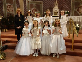 Holy Communion - 12 May 2018