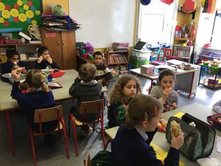 St Patrick's Day Assembly - 16 March 2017