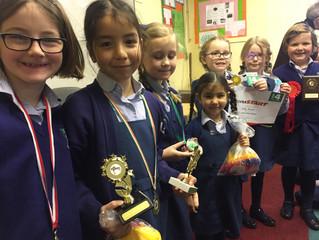 Awards Assembly - 11 January 2017