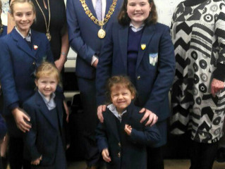 Lord Mayor's Visit - 17th October