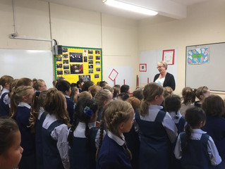 First Assembly of 2018 - 2019 - 31st August 2018