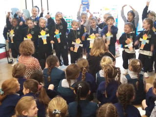 Harvest Assembly - 27th September