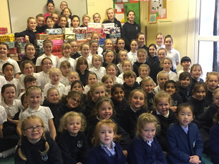 Christmas Shoebox Appeal - 27 October 2016
