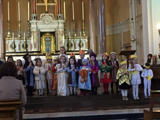 Carol Service at St Mary's - 22 Dec '16