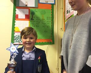 Irish award