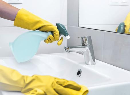 Citrus Sink Cleaner