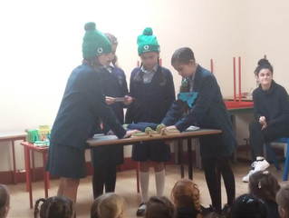 Fifth Class Assembly - 18th October