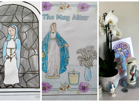 May is the Month of Holy Mary