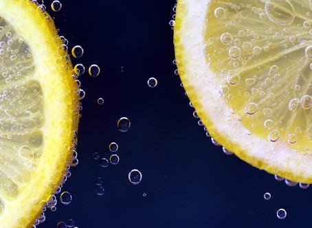 Lemon Glass Cleaner - Recipe