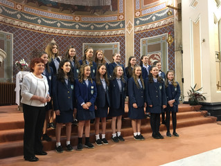 Confirmation Day - 9 March 2018