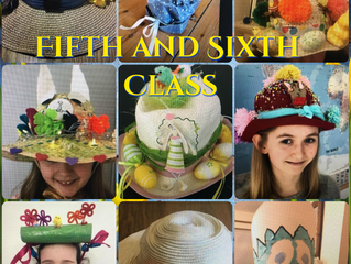 Bonnets and Crafts - Fifth and Sixth Class