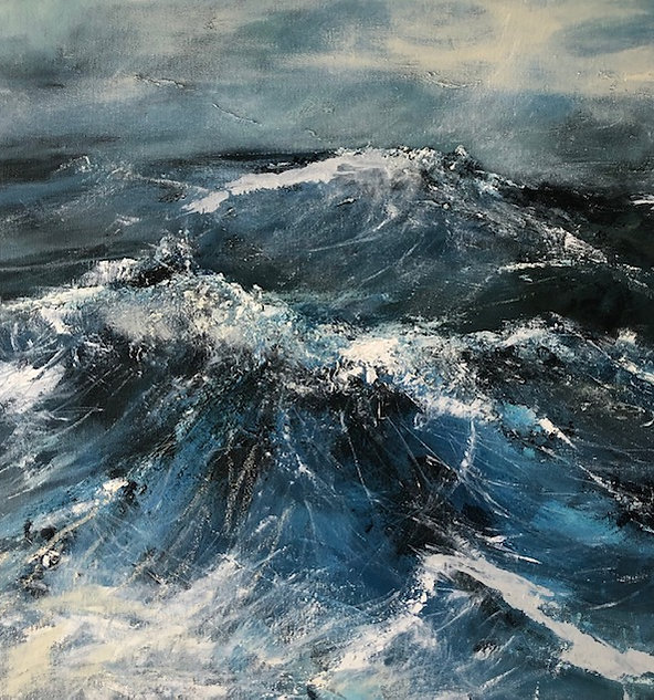 Swell and Fall. Penny Hunt