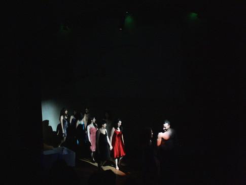 SPLINTERS, production 2018