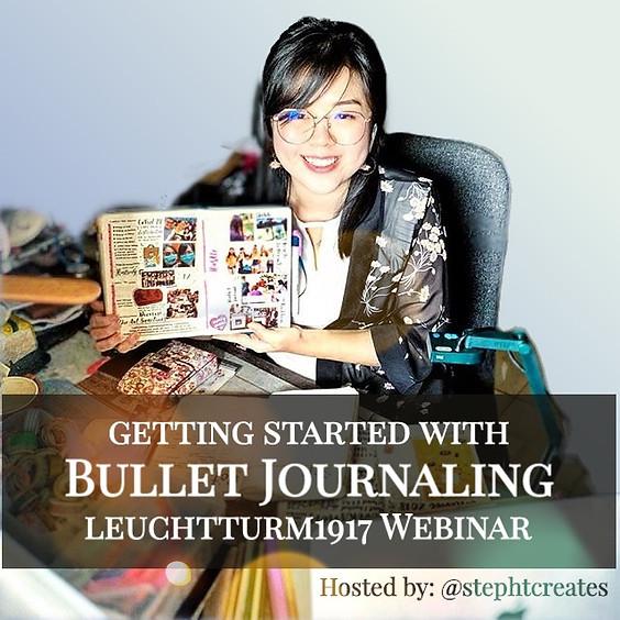 Getting Started with Bullet Journal Leuchtturm1917 Webinar