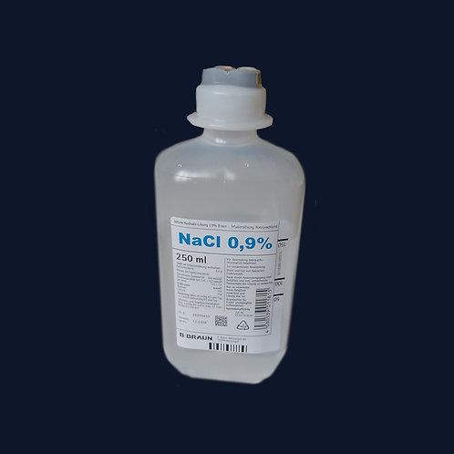 Kroplówka NaCl  0,9% 250 ml