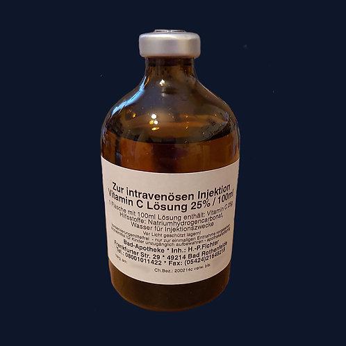 Witamina C 25g     100 ml