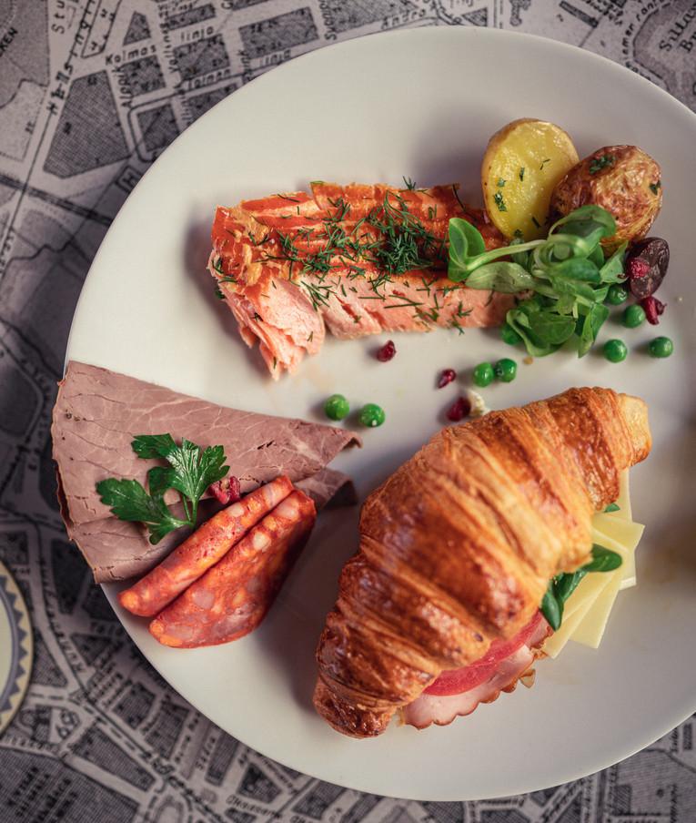 Ruokakuvaaja Helsinki: Ravintola Oiva
