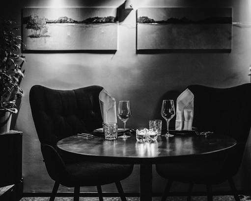Ravintola Uoma sali