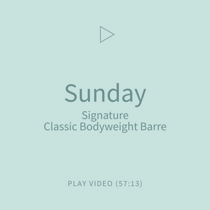 11-Sunday-SignatureClassicBodyweightBarr