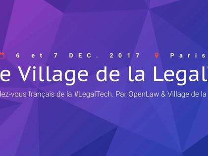 Prochaine signature collective de la Charte Ethique le 7 décembre au Village de la LegalTech !