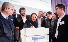 Sophie Clanchet signe la charte éthique pour un marché du droit en ligne - Eurojuris