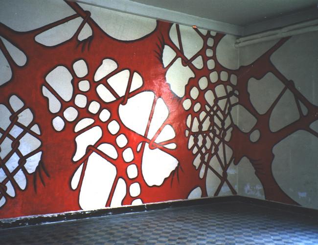 Peinture murale. 1998
