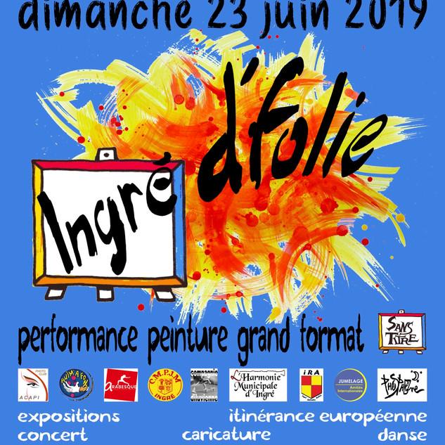 Festival Ingre en Folie. 2019