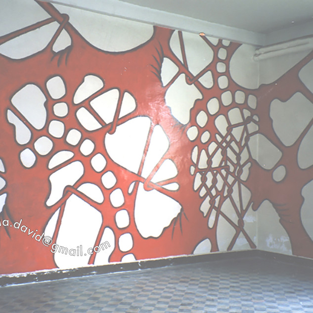 Peinture murale 1998