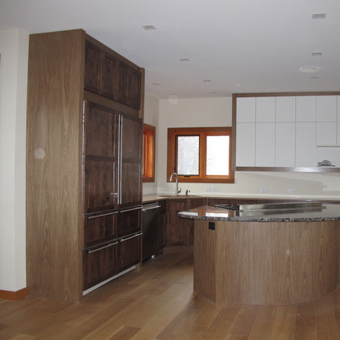 Burns-Completed Kitchen