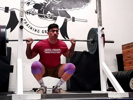 Narrow Stance Squat Benefits