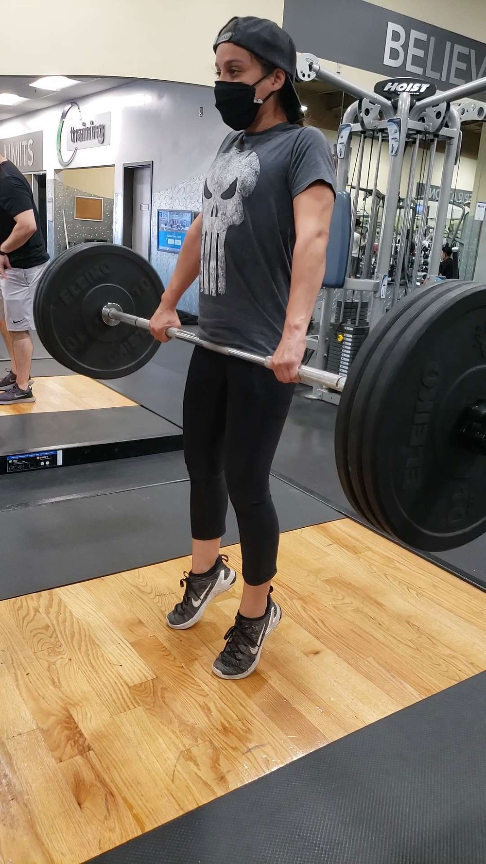 training for olympic weightlifting