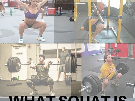 Top 6 Different Types of Squats