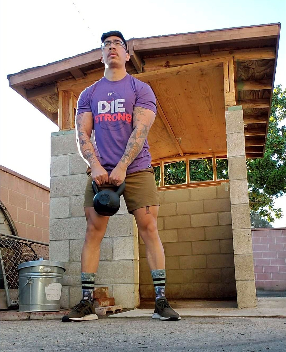 different types of kettlebell swings