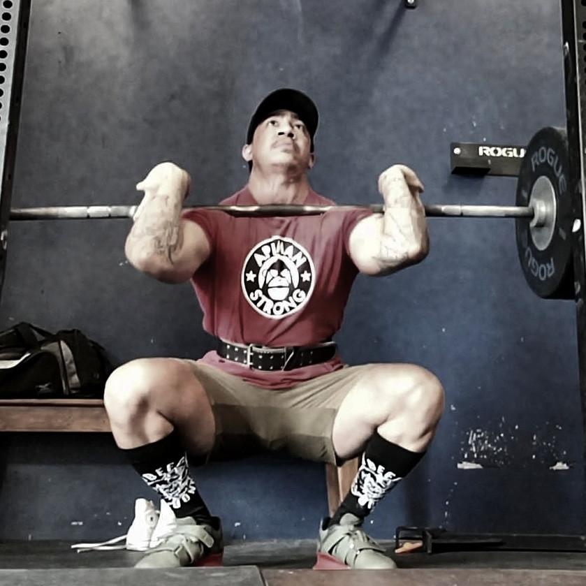 different types of squat