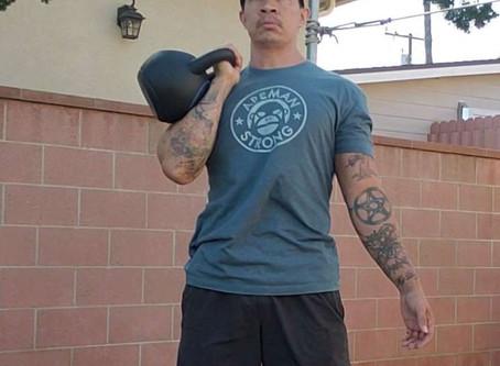 Kettlebell Exercises for Full Body Training