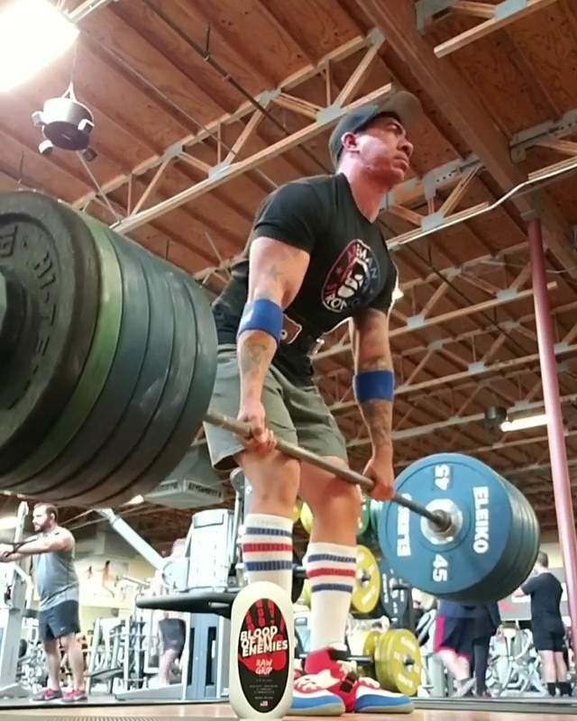 different types of deadlifts conventional