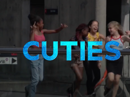 Hyper-sexualization of Young Girls, a'la Cuties