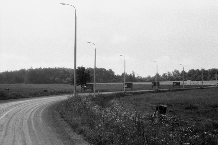 Toward Polish Slovakia border, Konieczna 96
