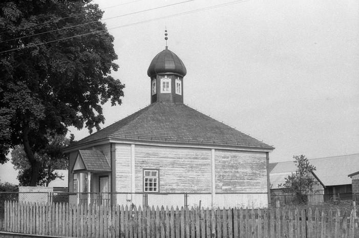 Tatar mosque in Bohoniki 96