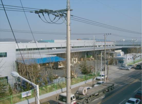 성서공단 평화발레오 종합물류센터 신축공사