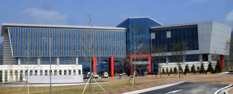 대구 임베디드 SW 연구센터 건설공사 한국전자통신연구원