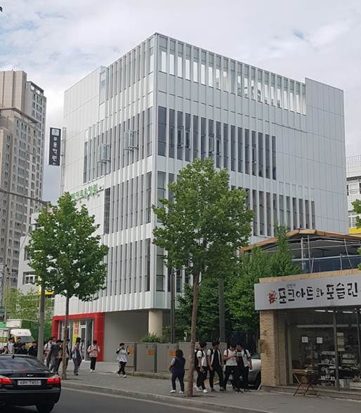 남산동 2409-7번지 빌딩 신축공사
