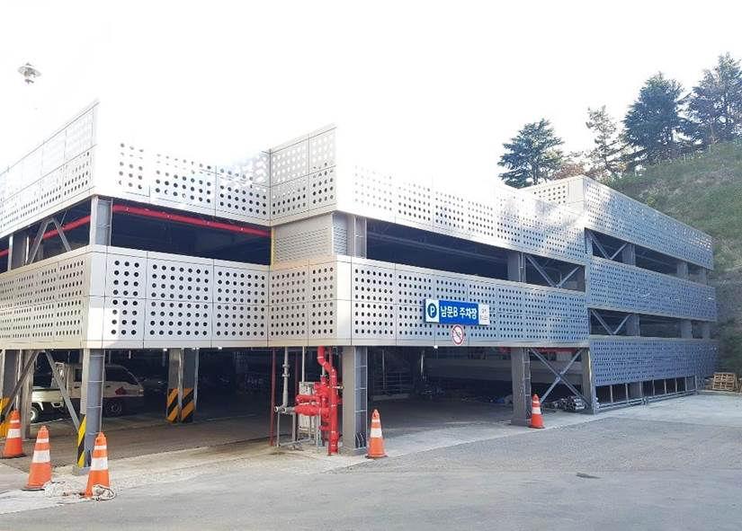 대구가톨릭대학교의료원 공작물주차장3 및 창고-2 증축공사