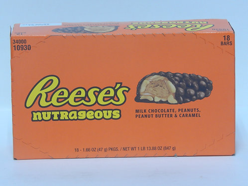 Reese's Nutrageous (Case of 18)
