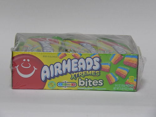 Air Heads Xtremes Bites (18ct)