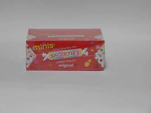 Smarties Minis (160 ct.)