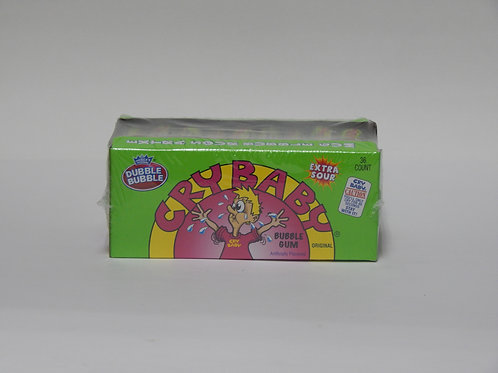 Cry Baby Bubble Gum (36 ct.)