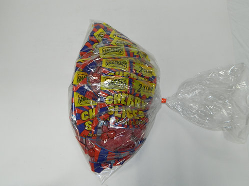 Snackers - Cherry Slices (10 bags)