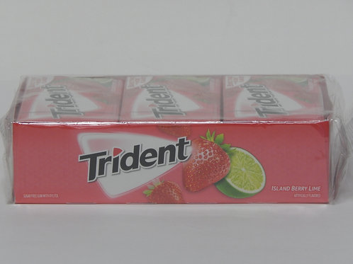 Trident - Island Berry Lime (12 pack)
