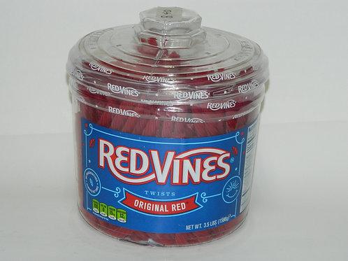 Red Vines Tub (3.5lbs)